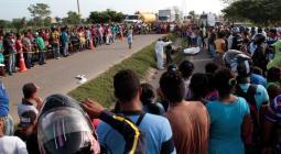 Ayer en la mañana, un niño de 9 años murió en un accidente en moto que ocurrió en la vía La Cordialidad, frente a Colombiatón.