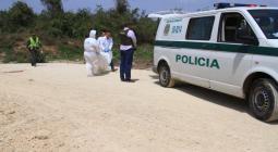 A Luis Adolfo Genis lo hallaron muerto el lunes, a mediodía, en una trocha de Turbaco a la que llaman Arroyo Comío.