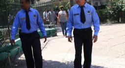 Vigilantes de colegios públicos