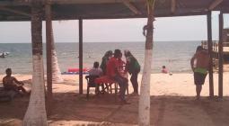 En las playas de Tolú y Coveñas identificaron varios casos de menores trabajadores.