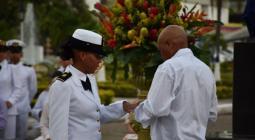 Divania Contreras Oficial Naval Tierrabomba Armada Nacional