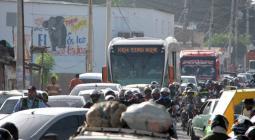 Movilidad en la avenida Pedro Romero