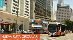 Imagen promocional nueva ruta circular fines de semana Transcaribe