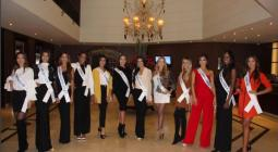 Las candidatas a Rumbo a Miss Universo.