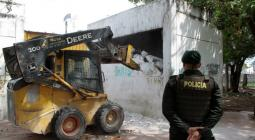 'Zona de mied0' en Chambacú, donde se vendían drogas.