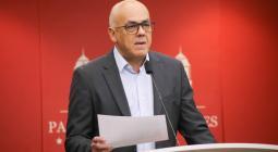 Jorge Rodríguez, ministro de Comunicación de Venezuela