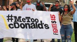 Empleadas de McDonald's