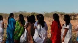Mujeres indígenas Wayú