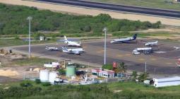 Terminal aérea de Cartagena