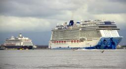 Temporada de cruceros en Cartagena 2018-2019