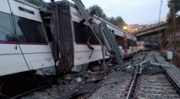 Accidente de tren