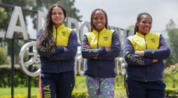 Selección Colombia de boxeo femenino
