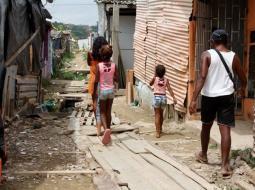 Pobreza en Cartagena