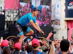 Miguel Ángel López, Astana, Giro de Italia 2018