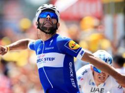 Fernando Gaviria abandona El Tour de Francia