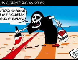 Caricatura 18 de Marzo de 2014