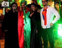 Noche de Halloween en Cartagena