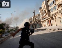 conflicto en Syria
