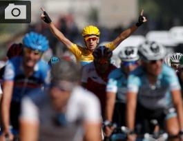 Bradley Wiggins, campeón del Tour de Francia