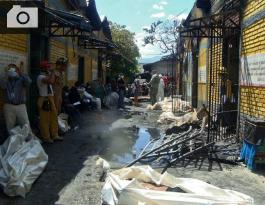 Incendio en el centro penitenciario en Honduras deja al menos 300 muertos