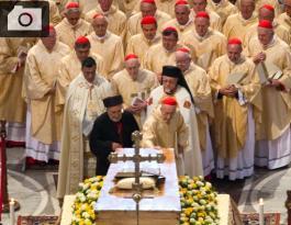 Beatificación Juan Pablo II Santo