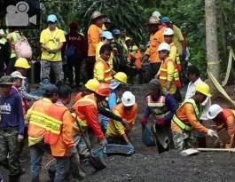 Rescate de atrapados en una cueva en Tailandia podría tardar meses