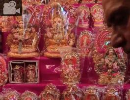 Imágenes de dioses hindúes