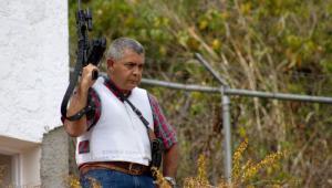 Angel Vivas, opositor al chavismo.