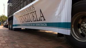 Dos camiones salieron con las 52 toneladas de papel periódico desde Cartagena.