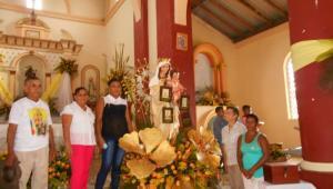Procesión de la Virgen del Carmen.