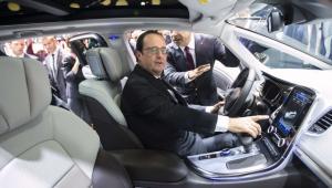 Consolas ya no serán necesarias con los automóviles autónomos.