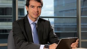 Vicepresidente de Samsung Colombia Carlos Mateus