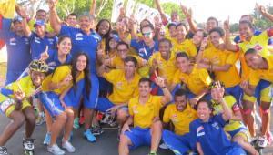 Colombia ganó ayer el título en el Mundial de Patinaje.