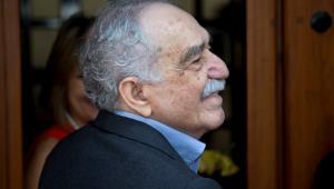 Gabriel García Márquez, fallecido.