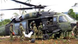 Operativos contra la guerrilla