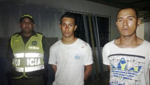 Alias 'Fifi' y 'Panameño' serían llevados ayer en la tarde ante un juez de Garantías, por el delito de homicidio agravado. Ambos tienen antecedentes penales por los delitos de hurto y porte ilegal de armas de fuego o municiones.