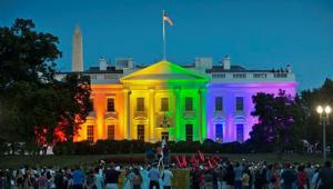 La Casa Blanca, Washington, Estados Unidos.