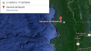 avioneta accidentada en Chocó