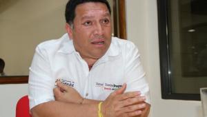Manuel Vicente Duque habla sobre la recolección de firmas