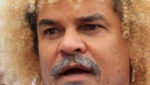 Carlos 'El Pibe' Valderrama