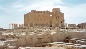 Arco de Triunfo de Palmira en Siria