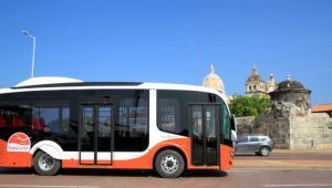 Etapa pedagógica de Transcaribe en Cartagena