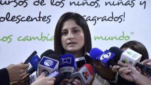 Ana María Ferguson, directora de Protección a la Primera Infancia del Icbf.