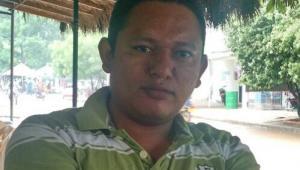Alexander Almanza, ingeniero cartagenero secuestrado en Simití, sur de Bolívar.