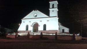 La Iglesia de Simití, en el sur de Bolívar, fue sometida a una remodelación por parte de Icultur.