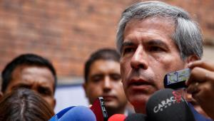 ministro de Justicia, Yesid Reyes,