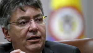 Mauricio Cárdenas, ministro de Hacienda.