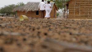 La desnutrición y la falta de agua afecta los habitantes de La Guajira.