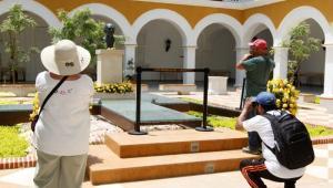 Monumento a Gabriel García Márquez