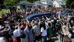 funeral Mohamed Ali